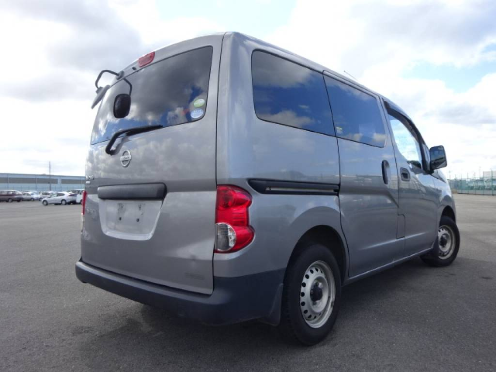 Used 2009 AT Nissan Vanette Van VM20 Image[3]