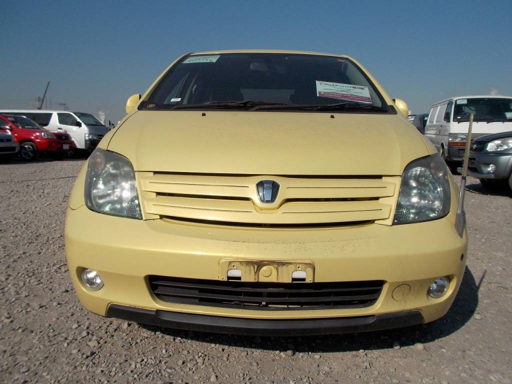 Used 2004 AT Toyota IST NCP60 Image[4]