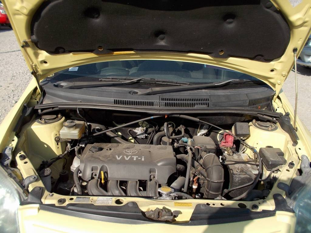 Used 2004 AT Toyota IST NCP60 Image[7]