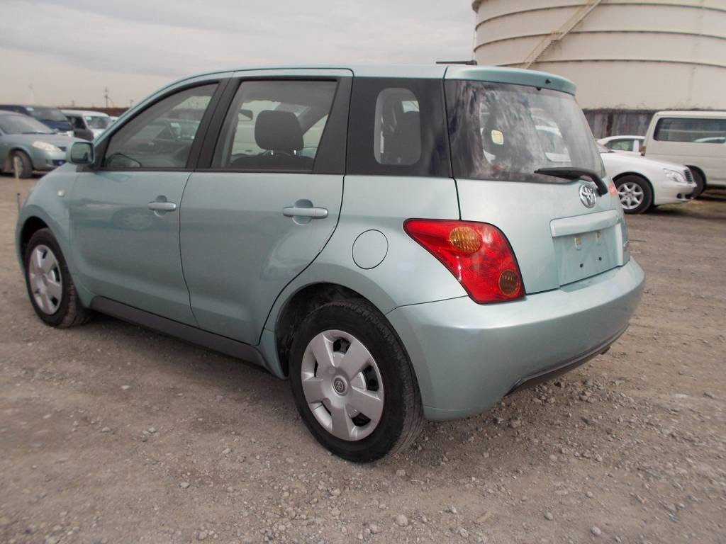 Used 2004 AT Toyota IST NCP60 Image[3]