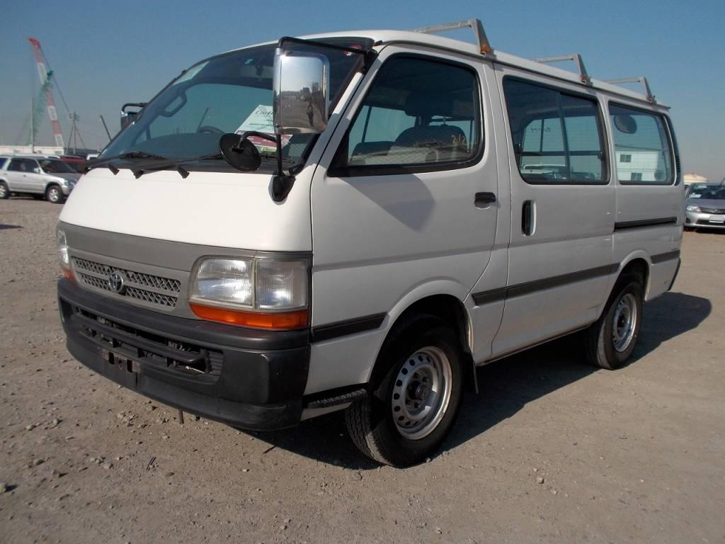 Used 2011 MT Toyota Hiace Van RZH102V