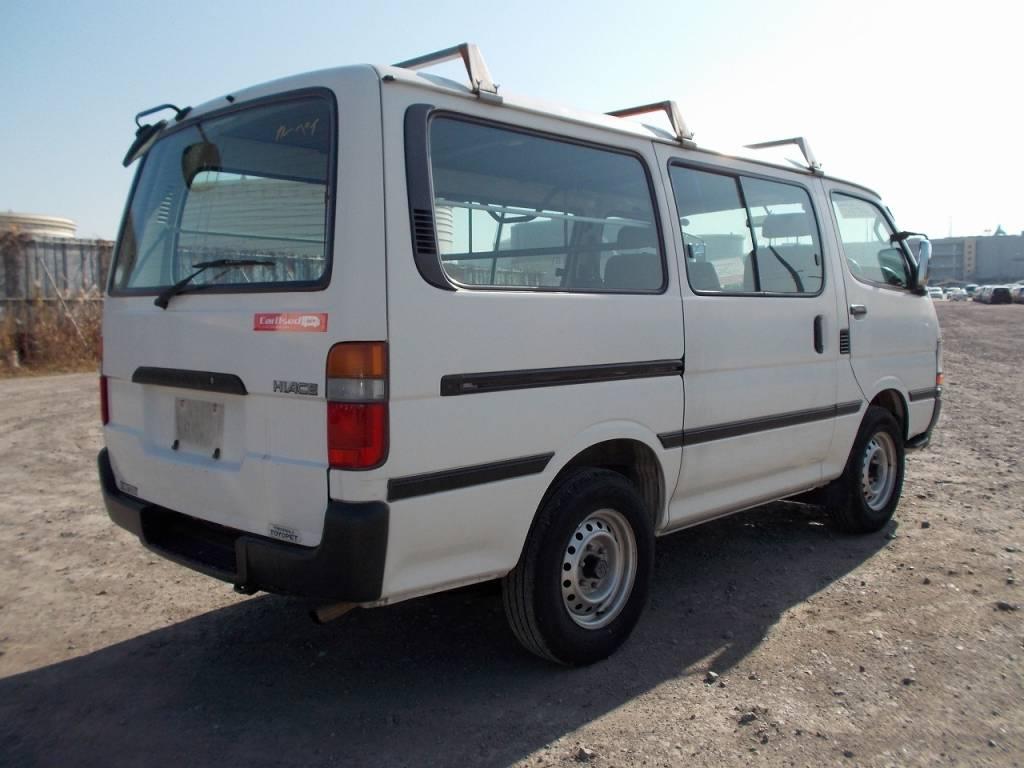 Used 2011 MT Toyota Hiace Van RZH102V Image[3]