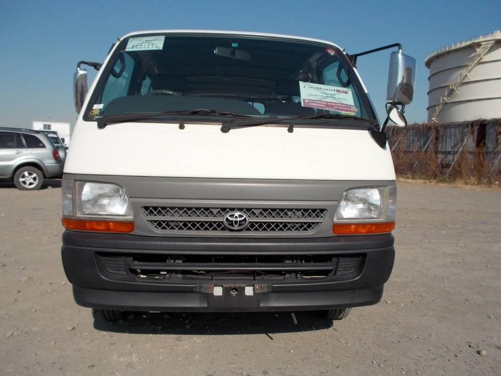 Used 2011 MT Toyota Hiace Van RZH102V Image[4]