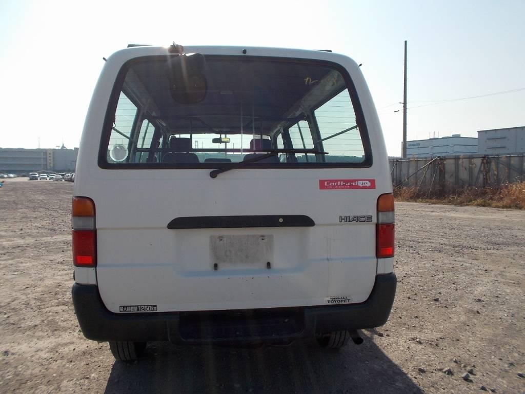 Used 2011 MT Toyota Hiace Van RZH102V Image[5]