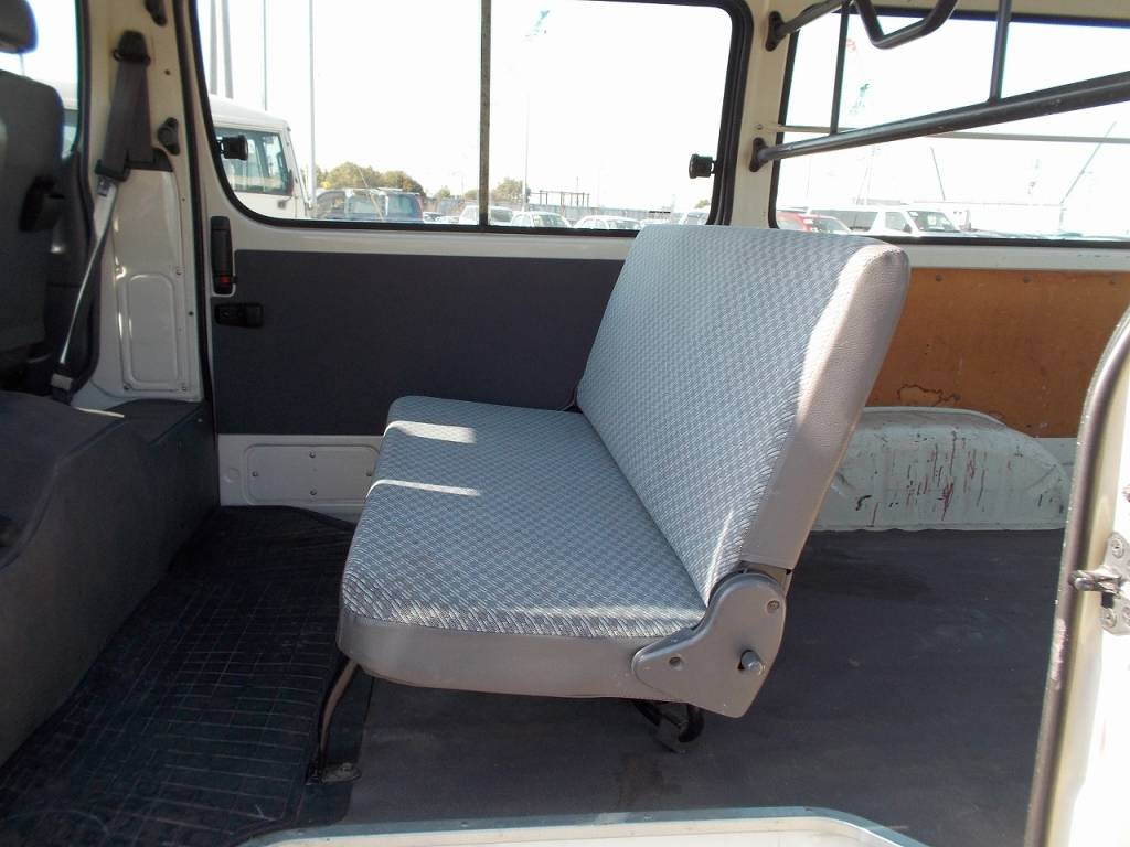 Used 2011 MT Toyota Hiace Van RZH102V Image[15]