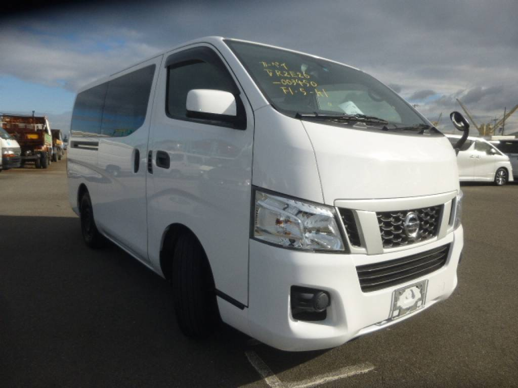 Used 2012 AT Nissan NV350 CARAVAN VAN VR2E26