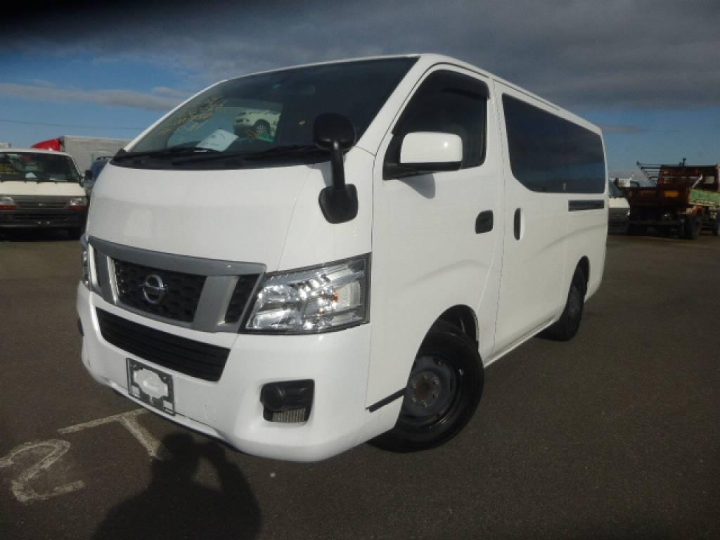 Used 2012 AT Nissan NV350 CARAVAN VAN VR2E26 Image[1]