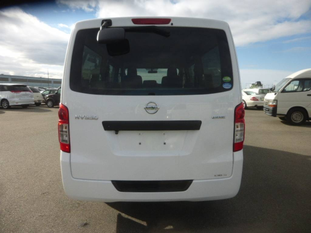 Used 2012 AT Nissan NV350 CARAVAN VAN VR2E26 Image[3]