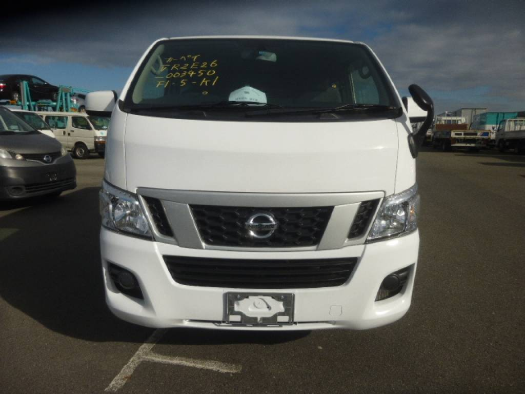 Used 2012 AT Nissan NV350 CARAVAN VAN VR2E26 Image[5]