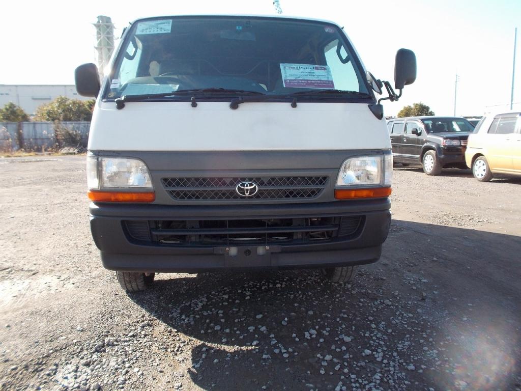 Used 2002 AT Toyota Hiace Van RZH112V Image[2]