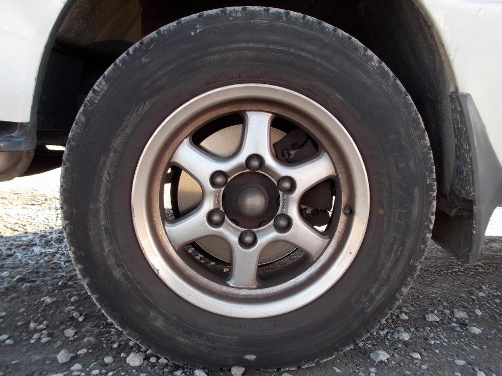 Used 2002 AT Toyota Hiace Van RZH112V Image[27]