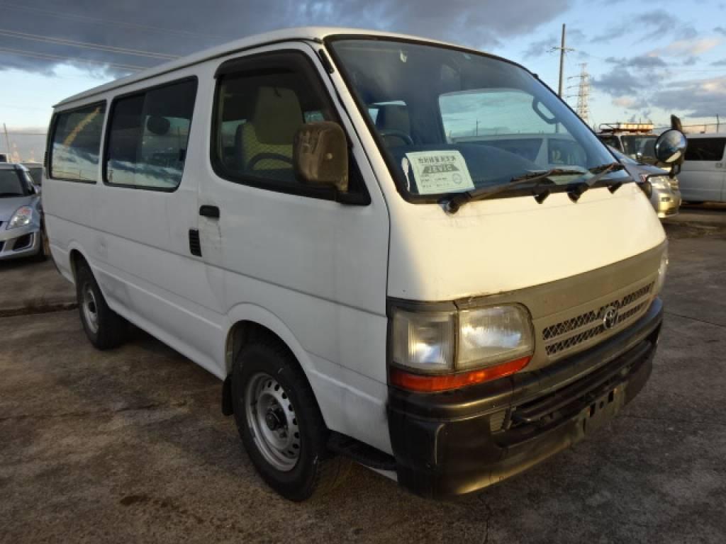 Used 1999 MT Toyota Hiace Van RZH112V
