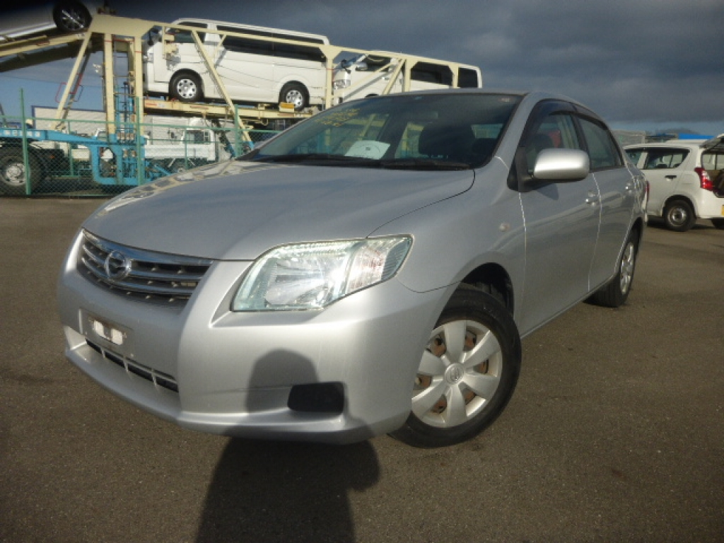 Used 2008 AT Toyota Corolla NZE141 Image[0]