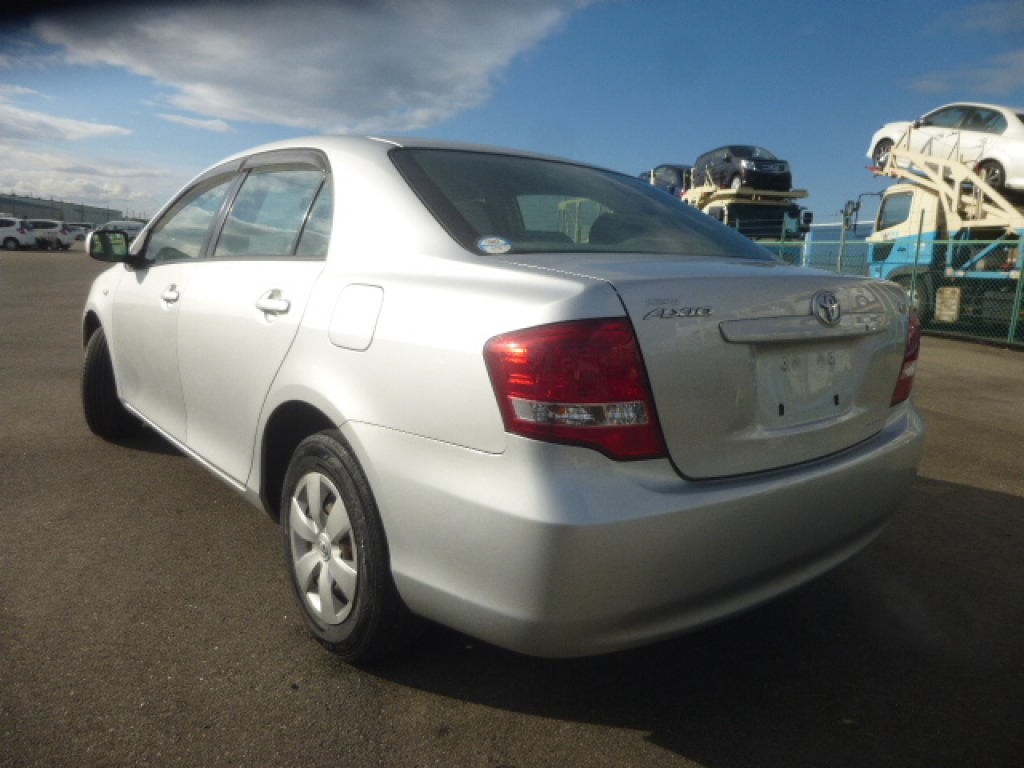 Used 2008 AT Toyota Corolla NZE141 Image[2]