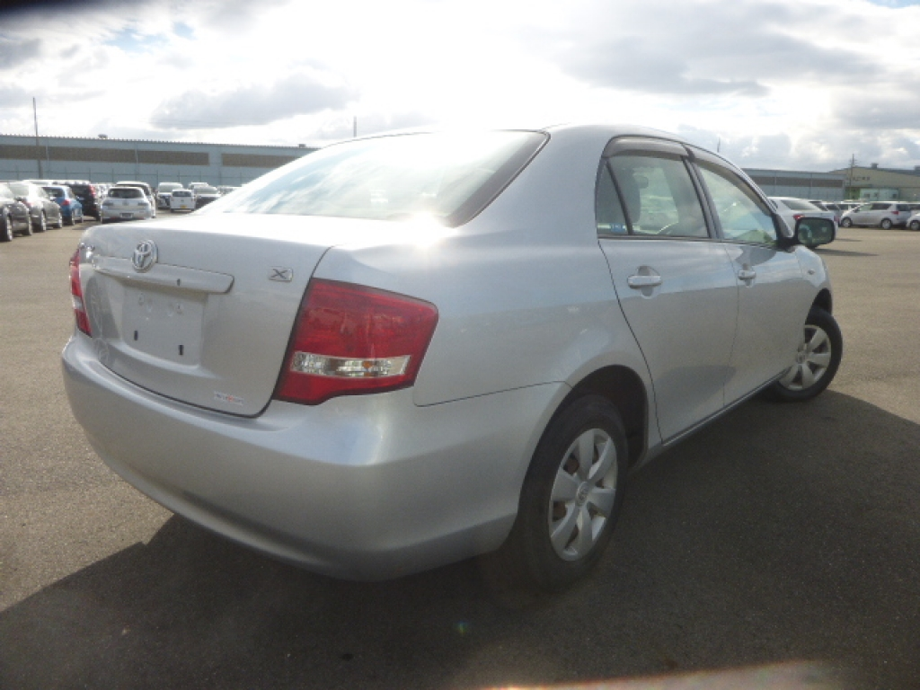 Used 2008 AT Toyota Corolla NZE141 Image[3]