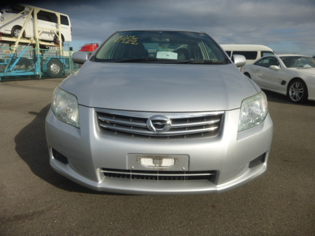 Used 2008 AT Toyota Corolla NZE141 Image[5]