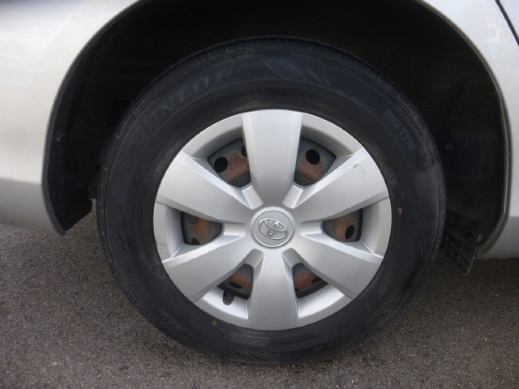 Used 2008 AT Toyota Corolla NZE141 Image[8]