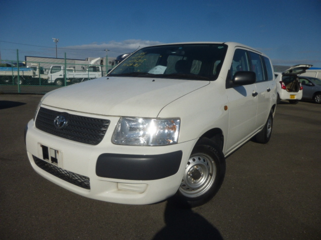 Used 2012 AT Toyota Succeed Van NCP51V