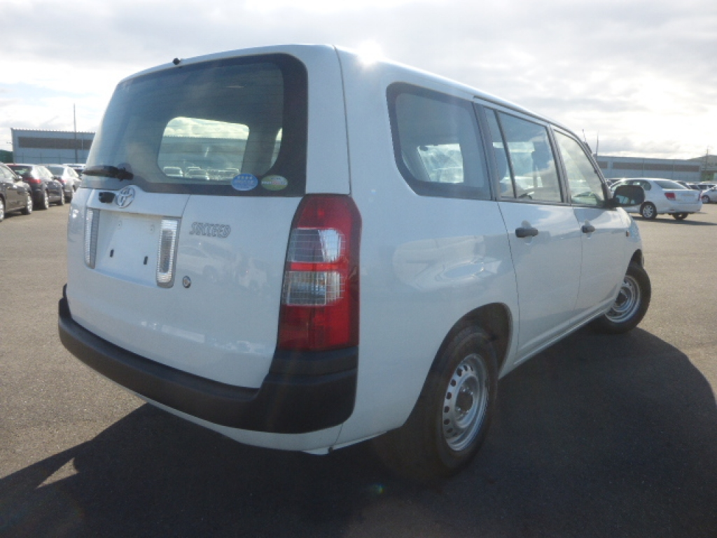 Used 2012 AT Toyota Succeed Van NCP51V Image[3]