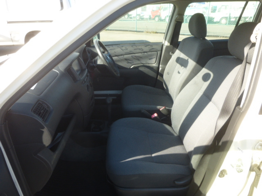 Used 2012 AT Toyota Succeed Van NCP51V Image[19]