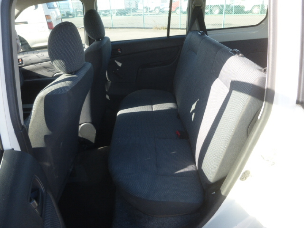 Used 2012 AT Toyota Succeed Van NCP51V Image[20]