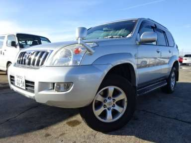 2002 AT Toyota Land Cruiser Prado RZJ120W