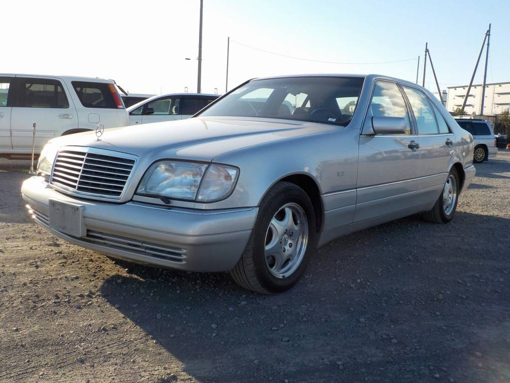 Used 1996 AT Mercedes Benz S-Class 140050