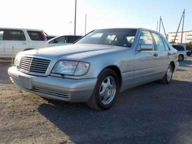 1996 AT Mercedes Benz S-Class 140050