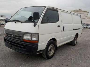 2000 MT Toyota Regiusace Van LH172V