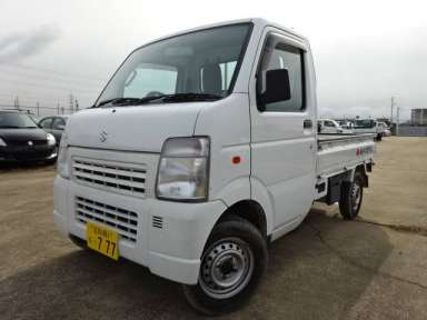 2013 AT Suzuki Carry Truck DA63T