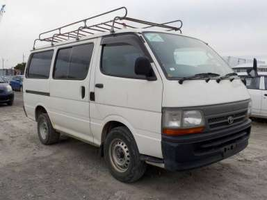 2002 AT Toyota Hiace Van RZH102V