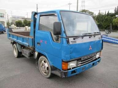 1990 MT Mitsubishi Canter FE307BD