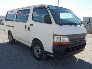 1999 AT Toyota Hiace Van RZH112V