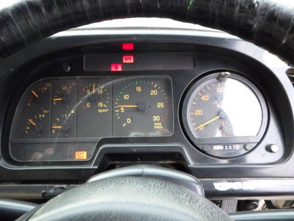Used 1995 MT Isuzu Giga CXZ82K1D Image[2]