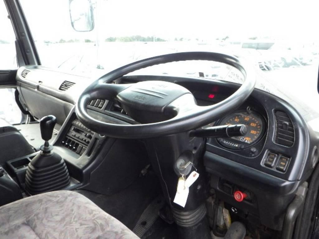 Used 1997 MT Isuzu Giga CYM50V2 Image[3]