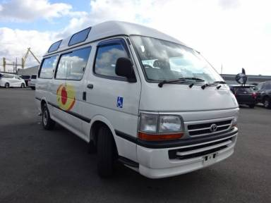 2003 AT Toyota Hiace Van RZH125B