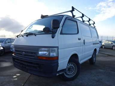 2003 MT Toyota Hiace Van RZH102V