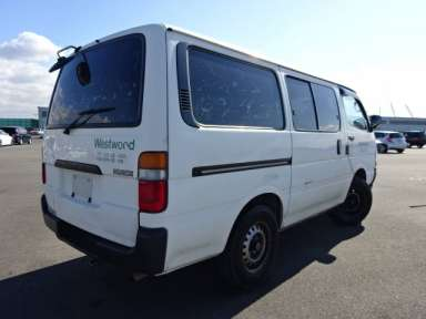 2001 AT Toyota Hiace Van RZH102V