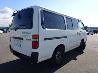 2001 AT Toyota Hiace Van RZH102V