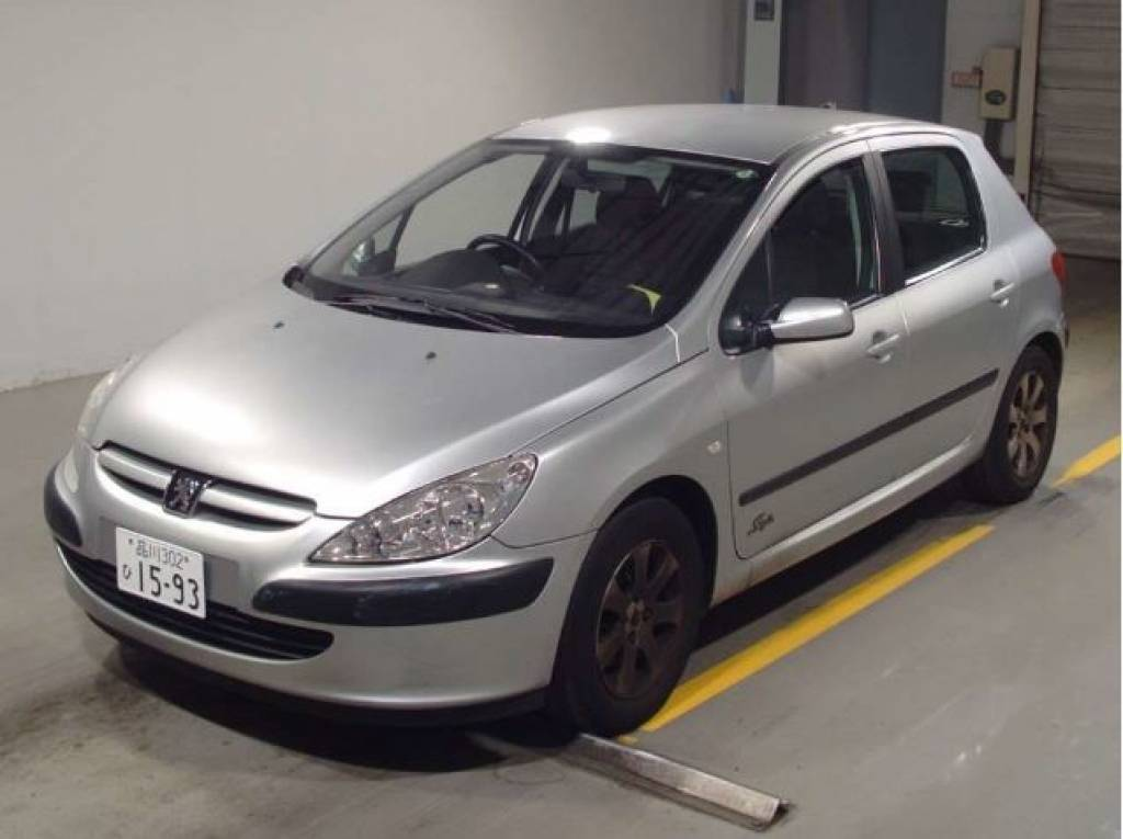 Used 2004 AT Peugeot 307 T5NFU Image[0]