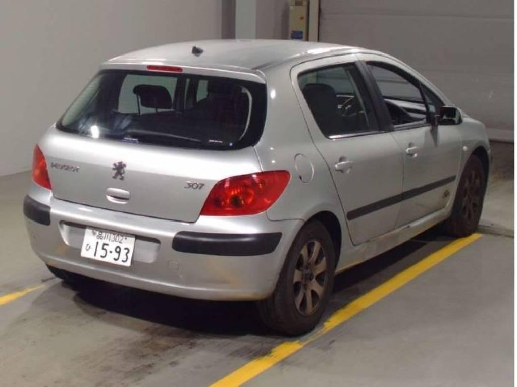 Used 2004 AT Peugeot 307 T5NFU Image[1]