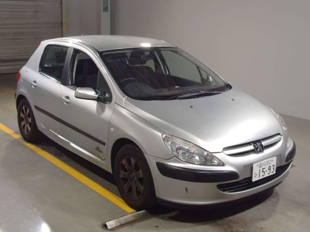 Used 2004 AT Peugeot 307 T5NFU Image[2]