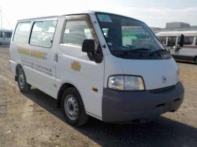 2006 MT Nissan Vanette Van SK82VN