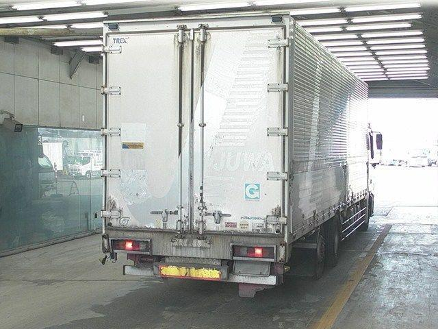 Used 2003 MT Mercedes Benz ACTROS フメイ Image[1]