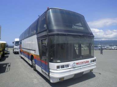 1988 MT Mercedes Benz NeoPlan フメイ