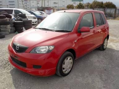 2003 AT Mazda Demio DY3W