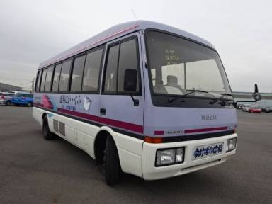 Mitsubishi Fuso Rosa Bus 1993 from Japan