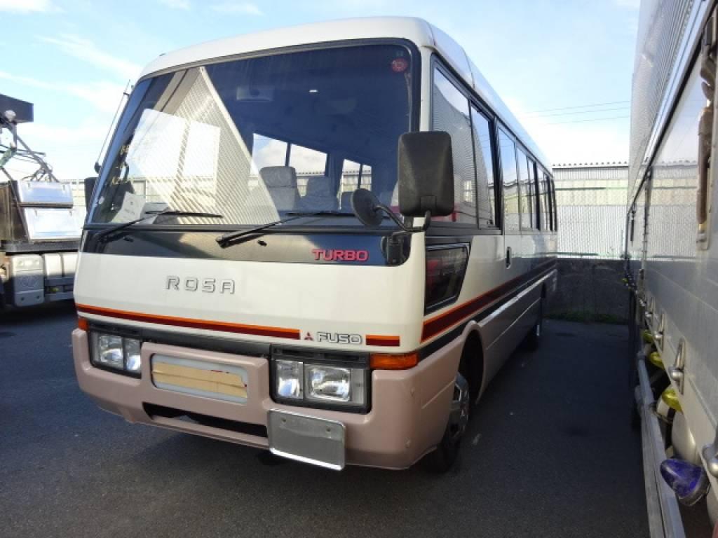 Used 1989 MT Mitsubishi Rosa P-BE434F