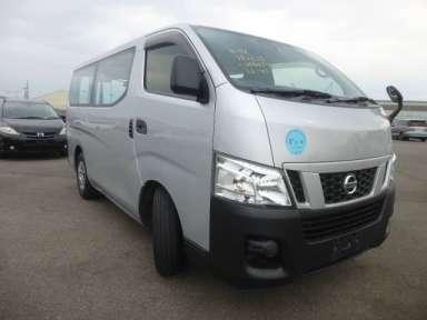 2012 AT Nissan Caravan Van VR2E26