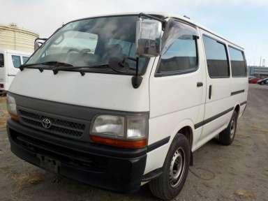 2003 MT Toyota Hiace Van RZH112V